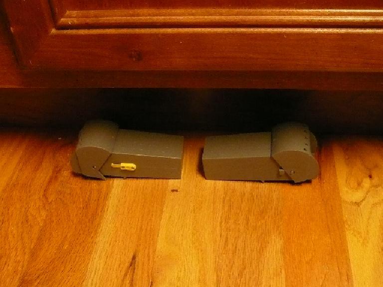 Live mouse traps. (November 3, 2007)