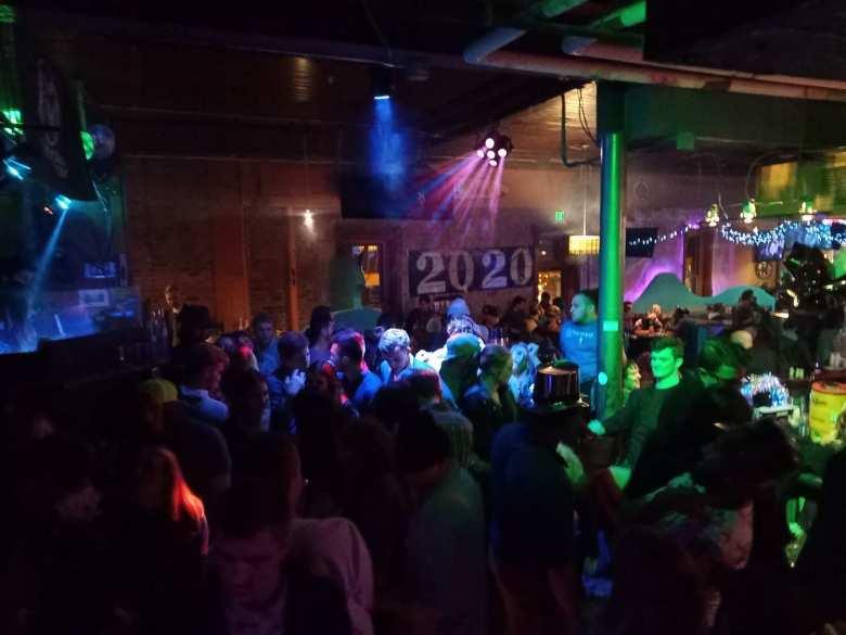 New Year's Eve and Day at Bondi Beach Bar