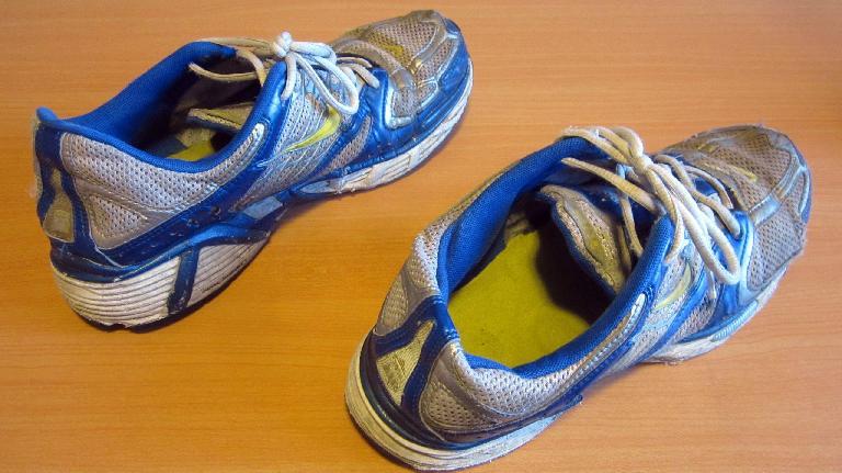 Nike Air Zoom Elite running shoes (2005)