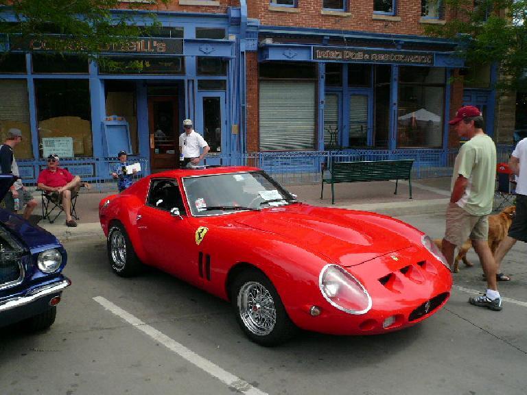Ferrari GTO.