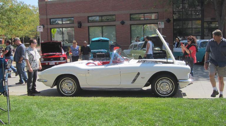 C1 Corvette.