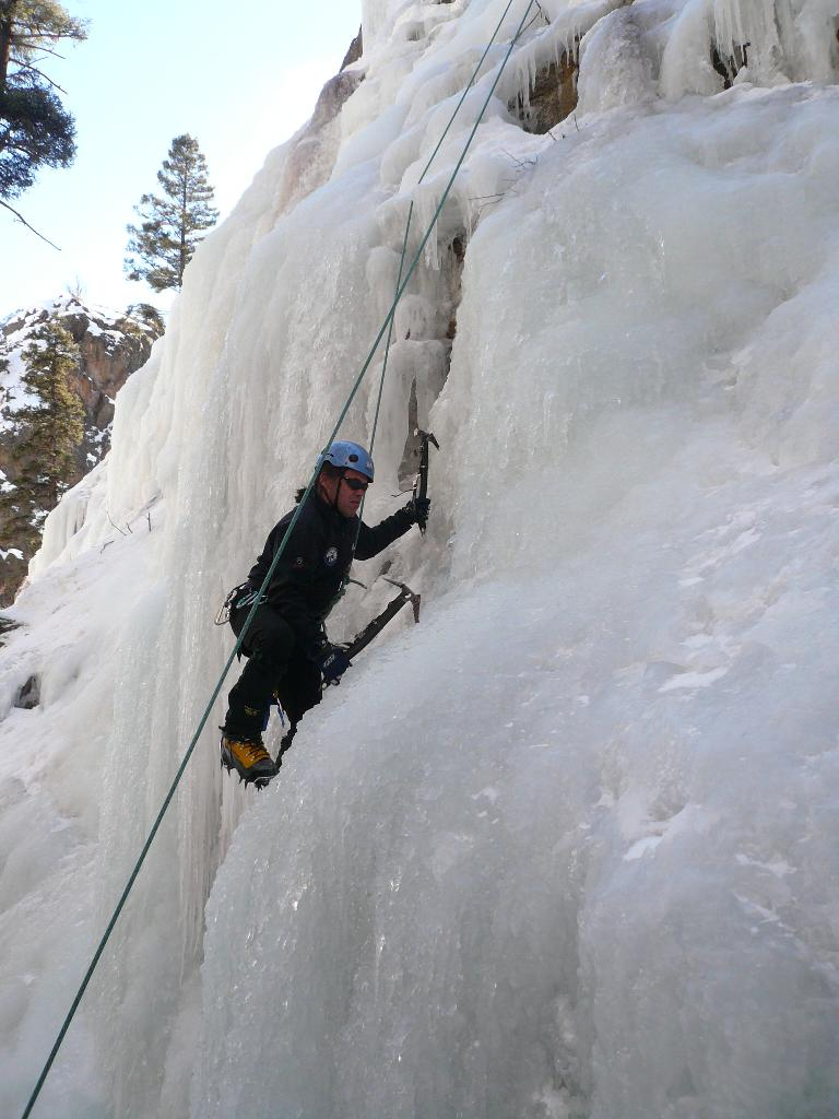 Thumbnail for Related: Ouray Ice Park, CO (2009)