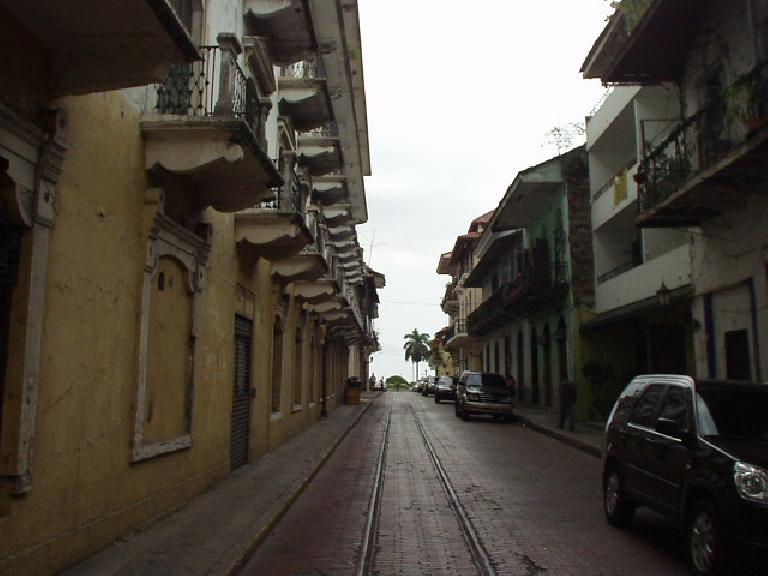 Alley in San Felipe. (March 11, 2007)