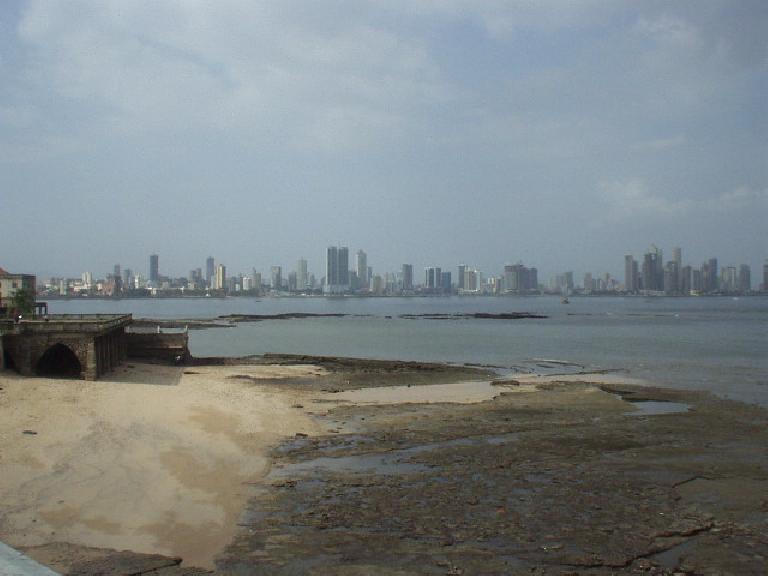 Ocean by San Felipe. (March 11, 2007)