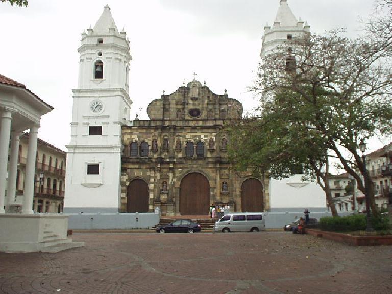 Church in San Felipe.