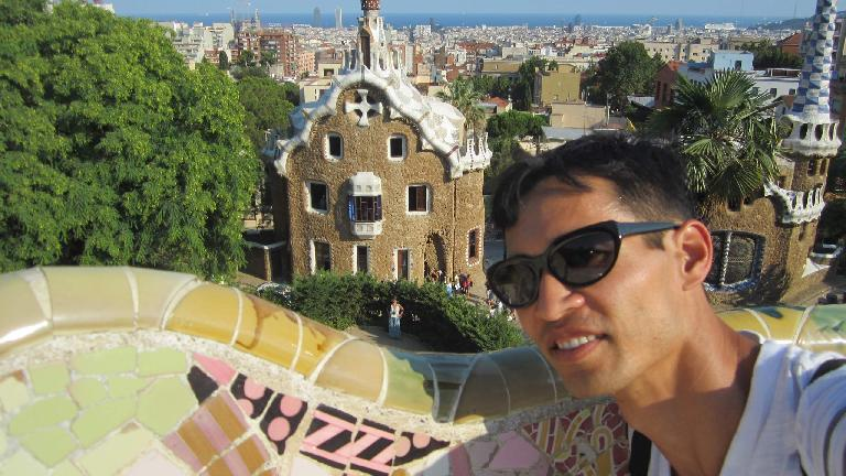 Felix Wong at Parc G