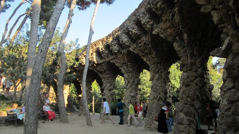 Columns at Parc G
