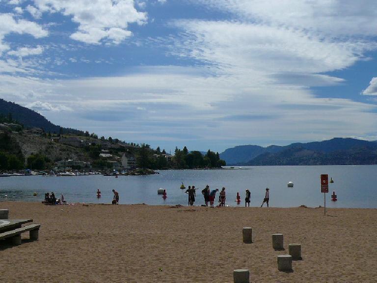 Skaha Lake again.