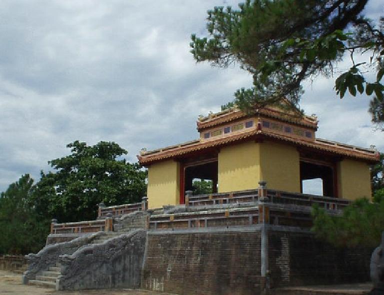 Hon Chen Temple near Hue?