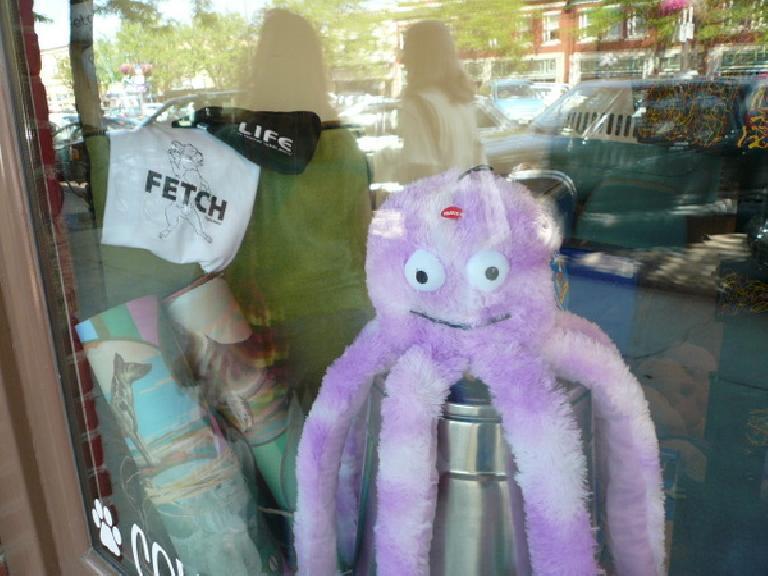 Mr. Octopus again.