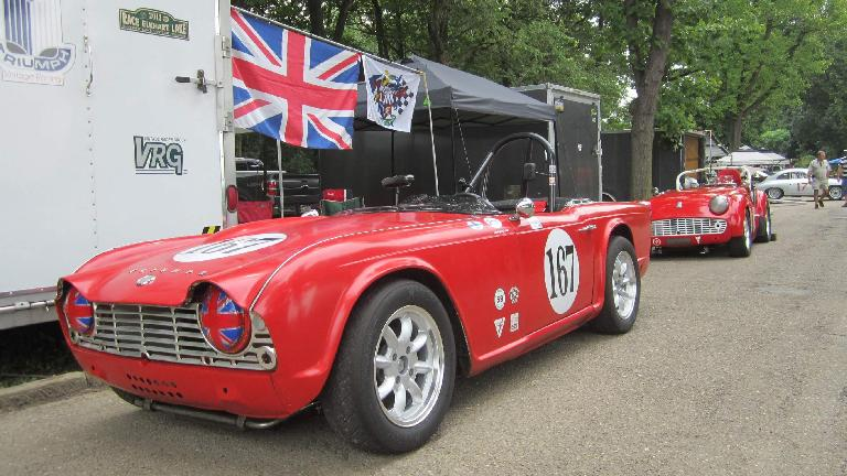 Triumph TR250.  This was my favorite.