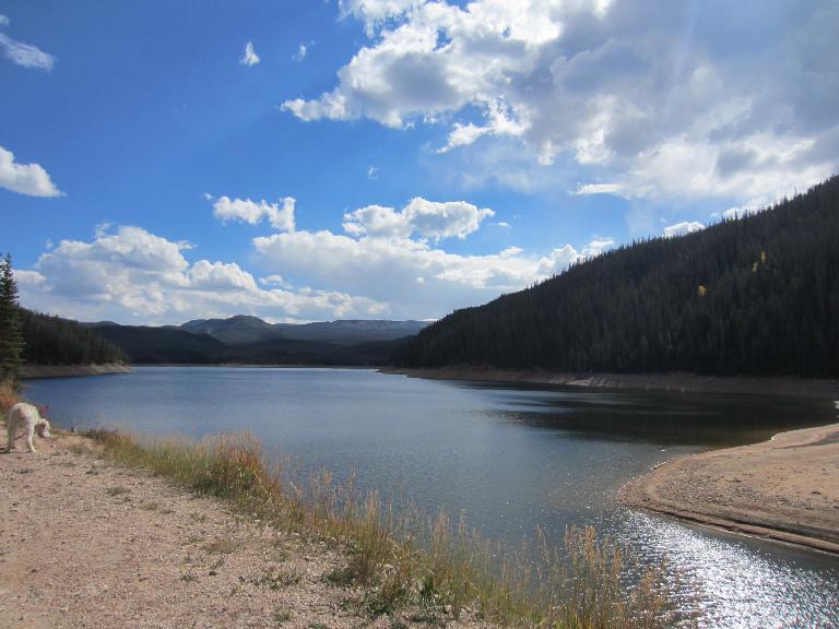 Chambers Lake.