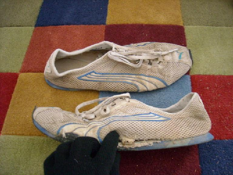 Thumbnail for Related: Puma H-Street Running Shoes, 1000 Miles Later (2010)