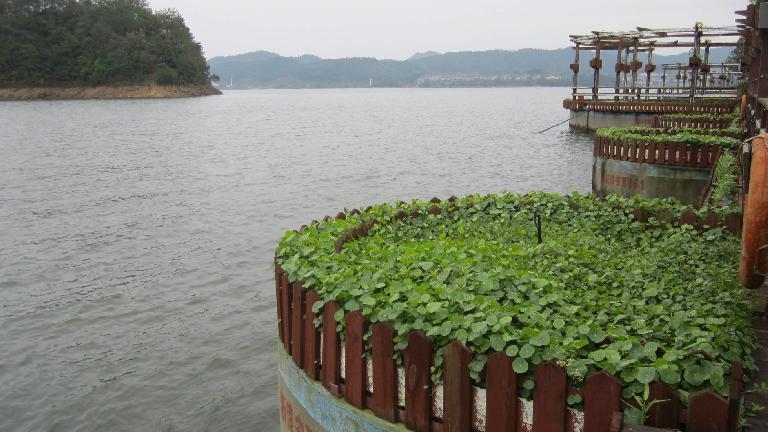 Thousand Island Lake.