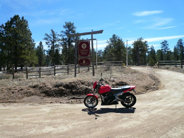 Thumbnail for Related: Red Feather Lakes Ride (2008)