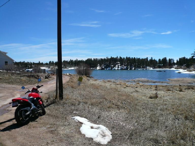 Lake Ramona.