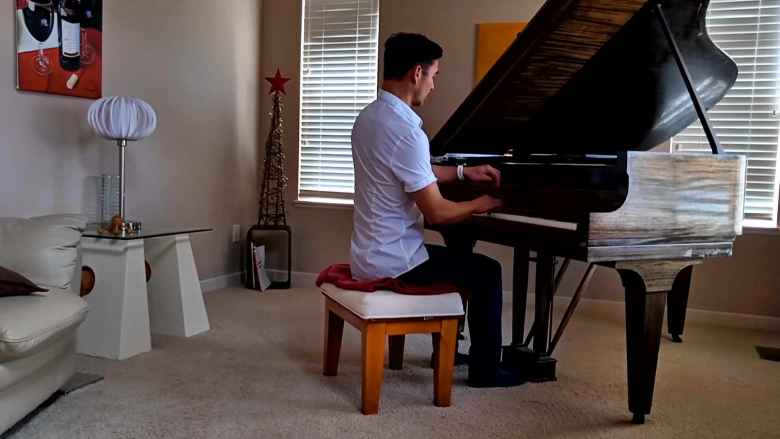 Thumbnail for Reflections of Passion: My First Virtual Piano Concert!