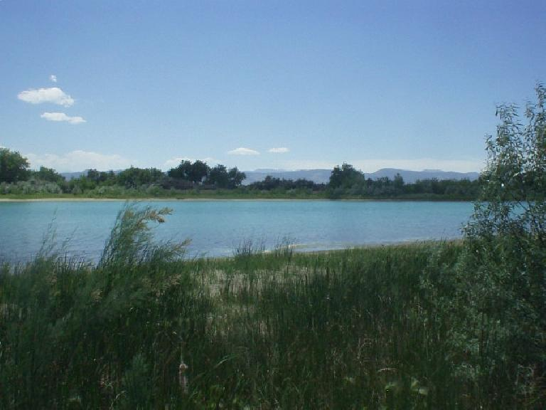 Thumbnail for Related: Richards Lake, CO (2006)