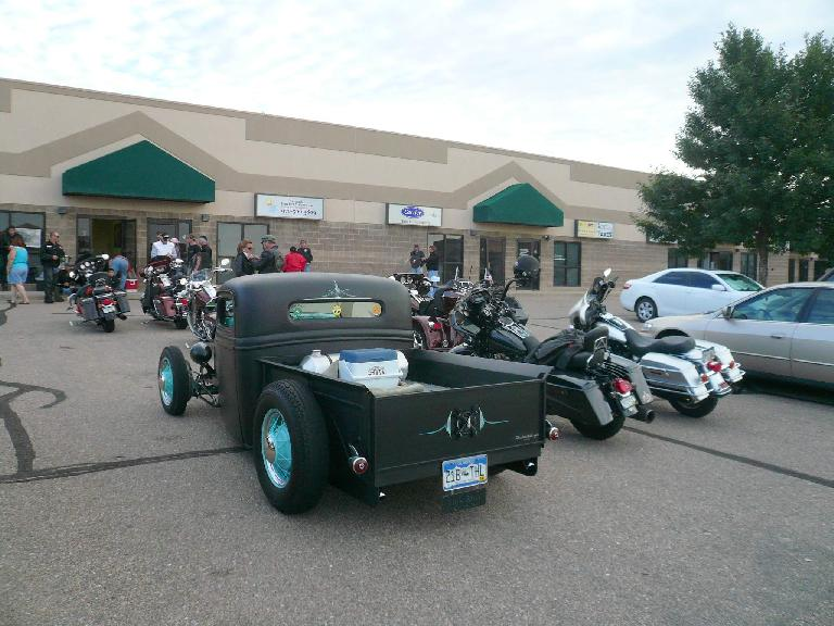 Artwork for Shelter's 1st Annual Ride for Life in Evans, CO to support teenage suicide prevention.