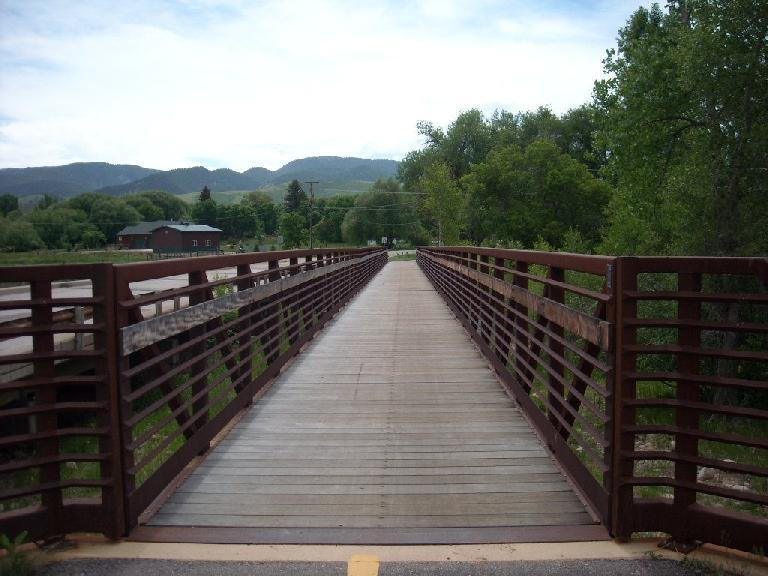 Bridge in Bellvue.