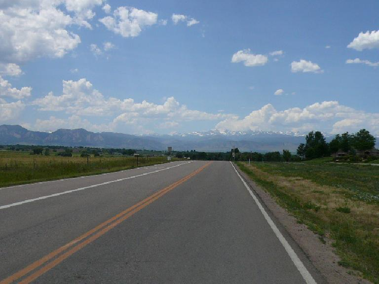 [Mile 362, 1:30pm] I love the Front Range!