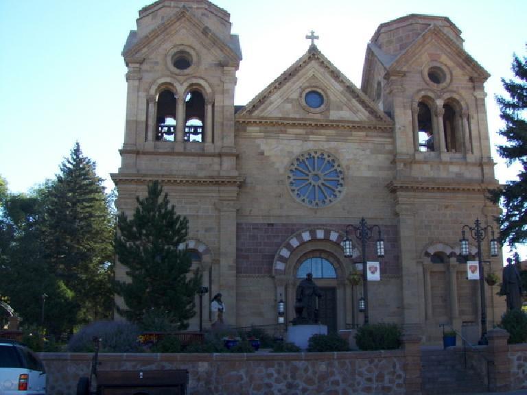 Old church.