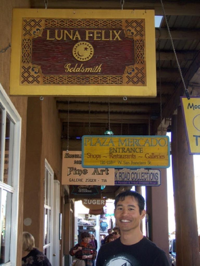 At Luna Felix.