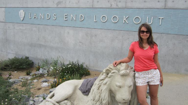 Lands End Lookout.