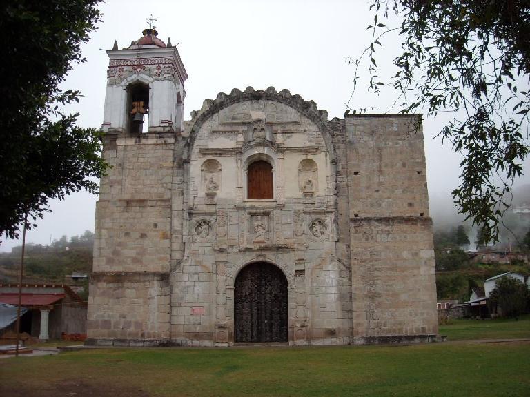 Church in Lachatao.