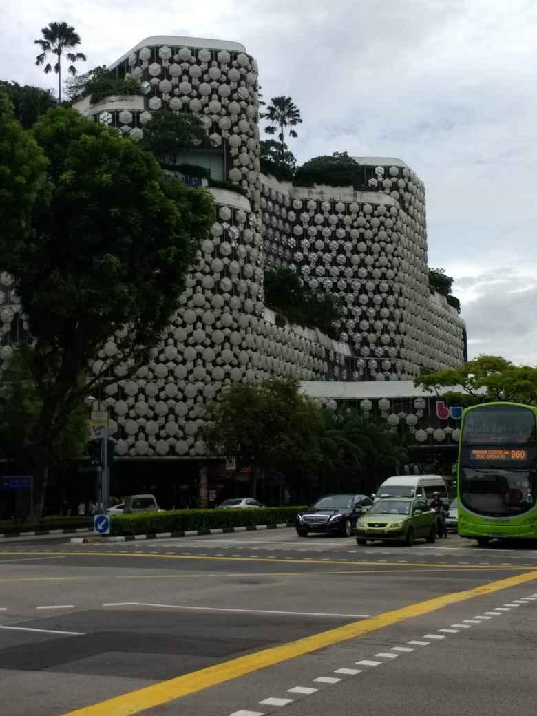 Bugis Mall in Singapore.