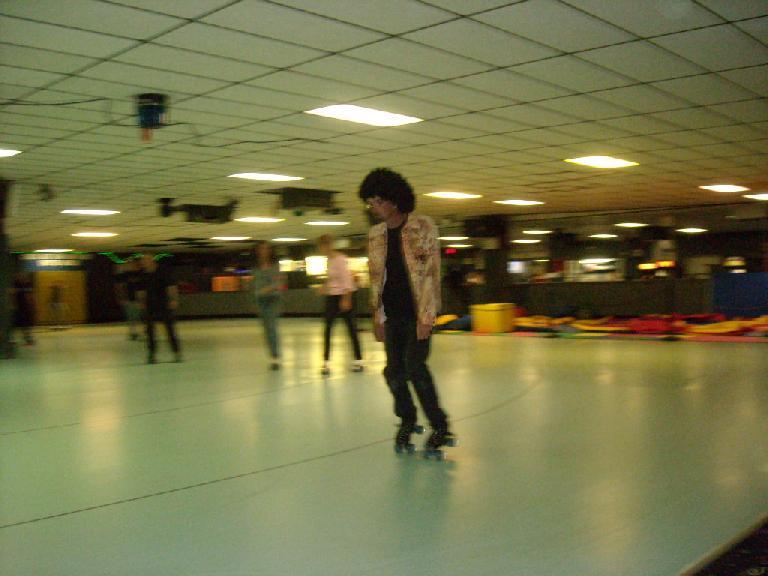Ryan too... Photo: Tanya Gallob. (May 27, 2009)