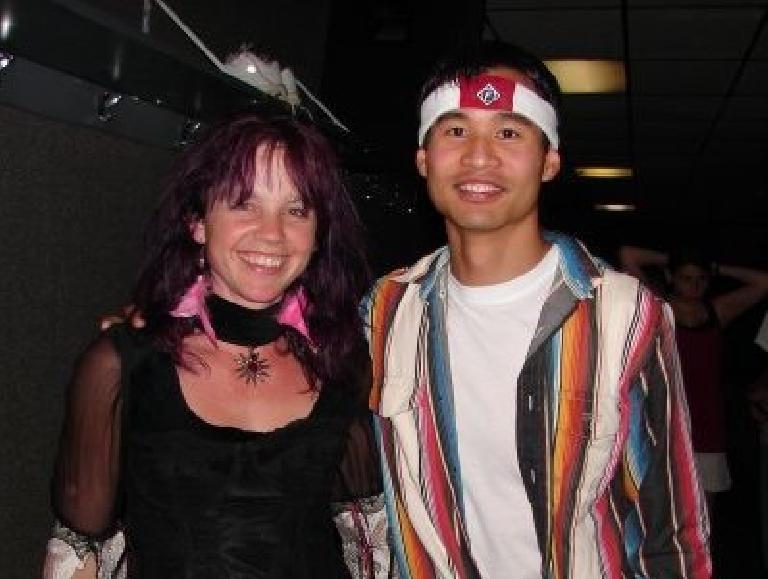 Tanya & Felix Wong Photo: Ryan with Tanya's camera. (May 27, 2009)