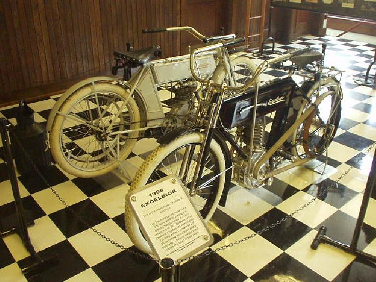 A 1905 Excelsior.
