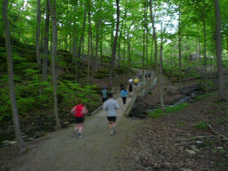 Thumbnail for Related: Sulphur Springs 100 (2008)
