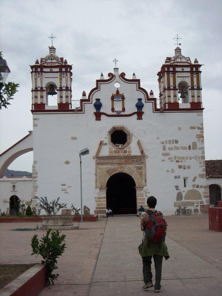 Preciosa Sangre de Cristo Church