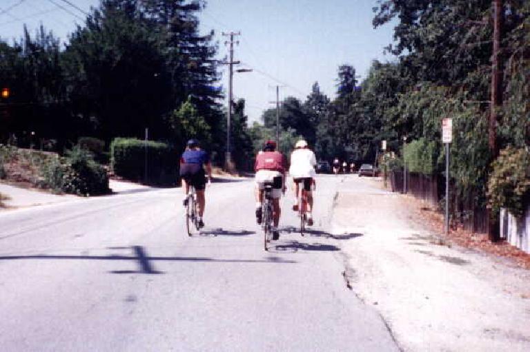 Jennie McCormick, Mark Rubin, David Hung, 1998 Tour du Jour.