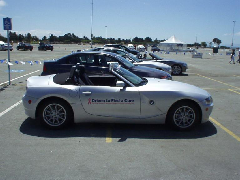 I was eager to try out the Z4, the successor to my former Z3.  Unfortunately, the Z4's styling still has not grown on me and I greatly prefer the Z3's.