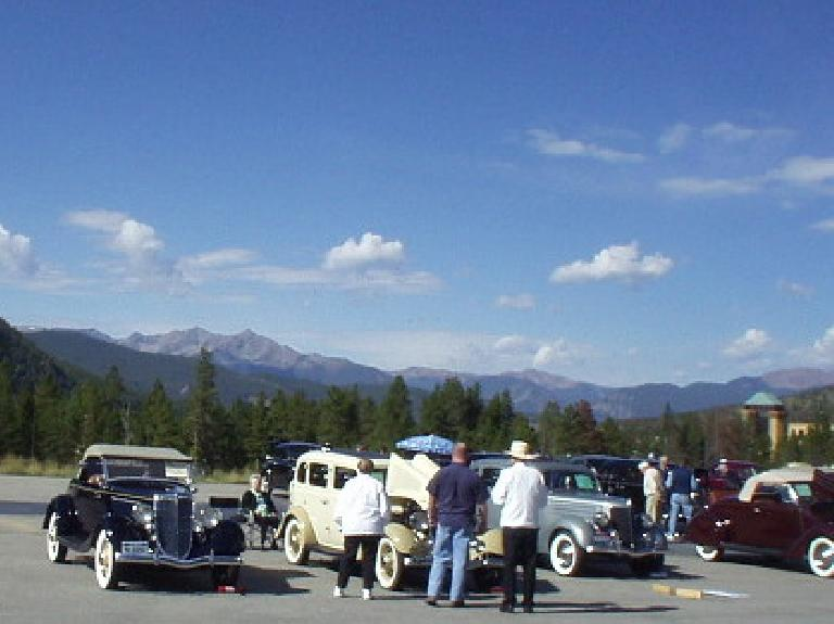 The Western National Meet in Keystone, CO commenced with clear skies and the mountains of Breckenridge and Keystone beckoning in the distance.