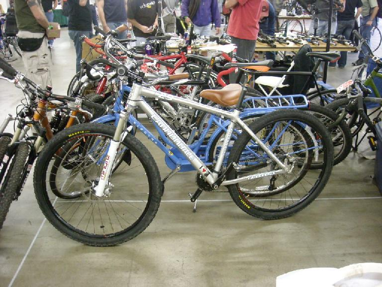 A Cannondale Caffeine 29er -- perhaps my next MTB rig?