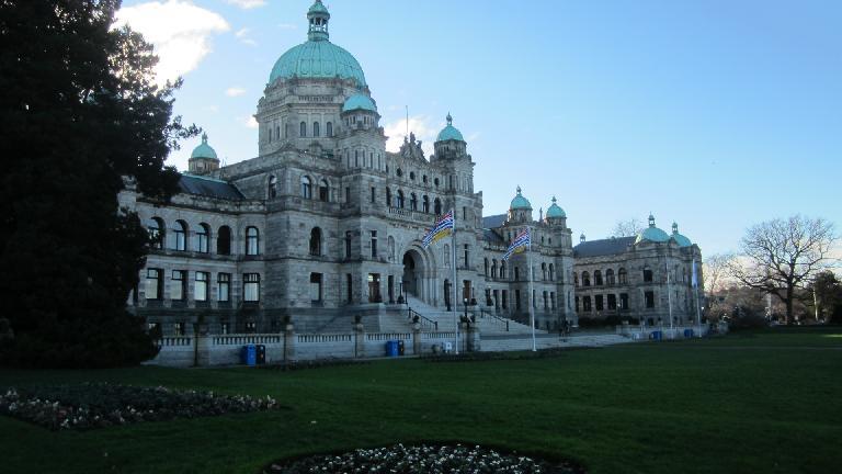 The state legislature.