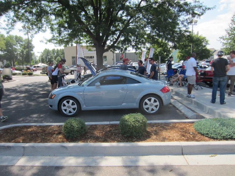 Thumbnail for Related: Ed Carroll Westfest Concours & Car Show (2012)
