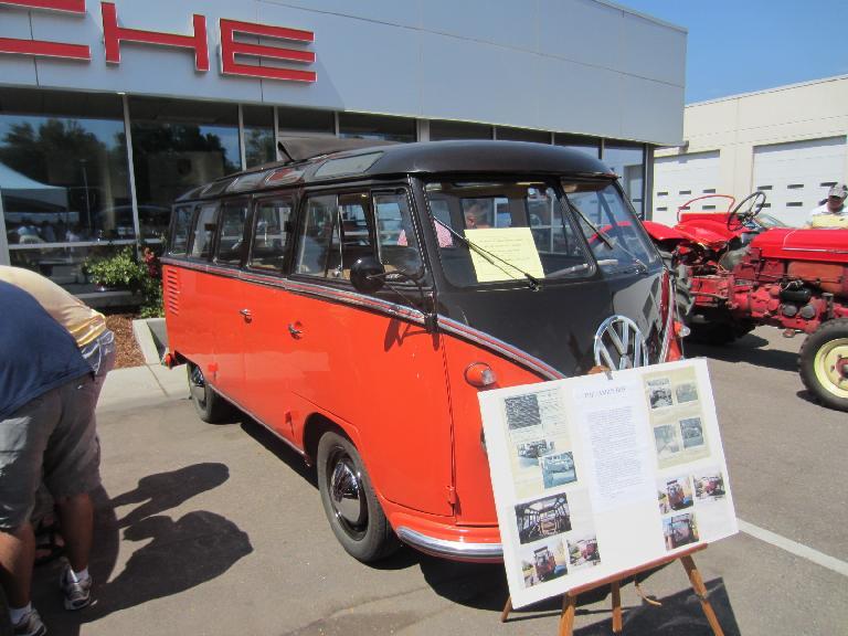 Volkswagen Bus.