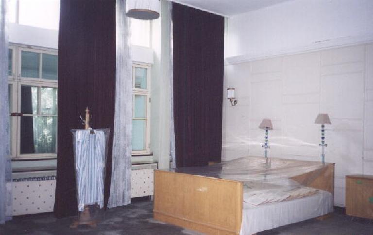 Mao's bedroom.