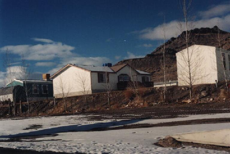Houses in Nevada. (January 31, 2000)